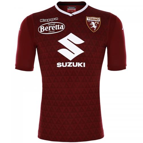 74274d13dbf 18-19 Torino FC Home Red Soccer Jersey Shirt - Cheap Soccer Jerseys ...