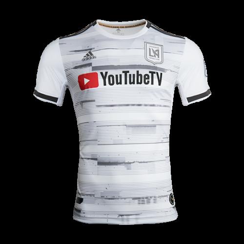 5521b158624 2019 Los Angeles FC Away White Soccer Jerseys Shirt - Cheap Soccer ...
