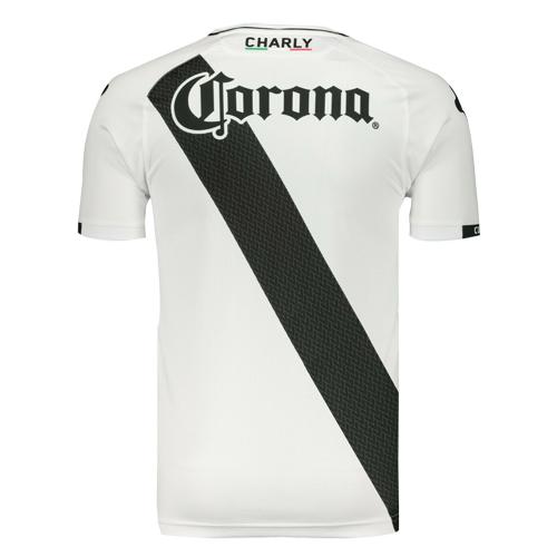 5baf416d3 2019 Club De Cuervos Home White Jerseys Shirt - Cheap Soccer Jerseys ...