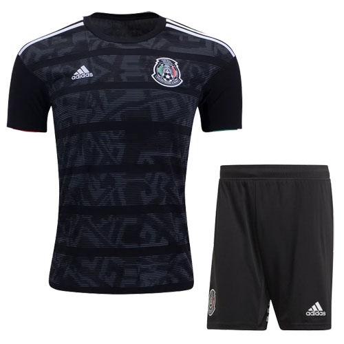 mexico jersey black