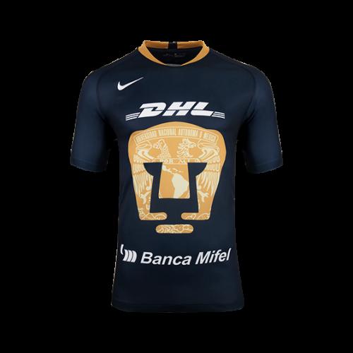 17500dc38 2019 UNAM Pumas Third Away Black Soccer Jerseys Shirt - Cheap Soccer ...