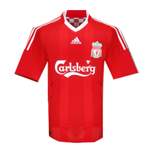 Liverpool Home Red Retro Jerseys Shirt