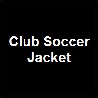 Club Soccer Jackets