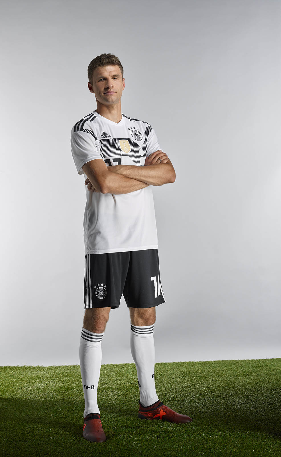 separation shoes 5b86d 4a222 2018 World Cup Germany Home Jersey Shirt