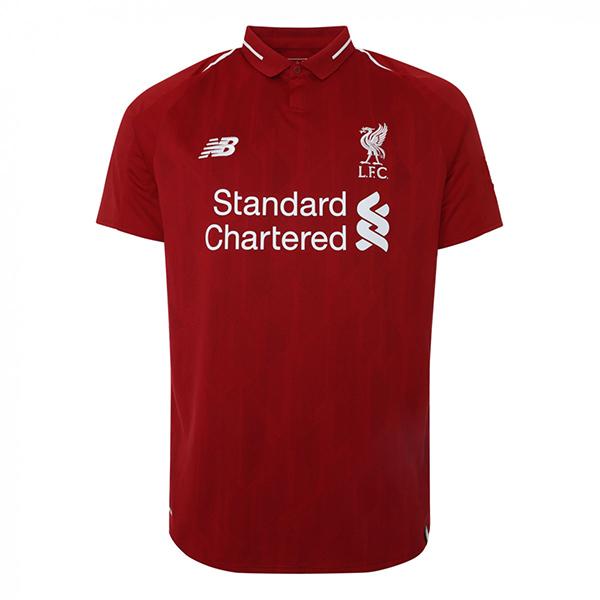 7704102274a 18-19 Liverpool Home Soccer Jersey Shirt