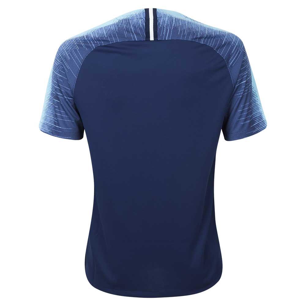 f585baa472e 18-19 Tottenham Hotspur Away Navy Jersey Shirt