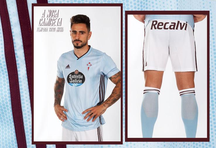 RC Celta Vigo adidas Trikot