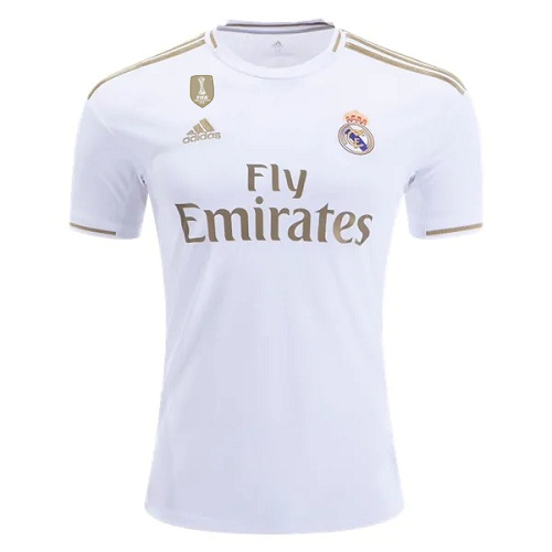 watch 677b9 f5df2 19/20 Real Madrid Home White Soccer Jerseys Shirt